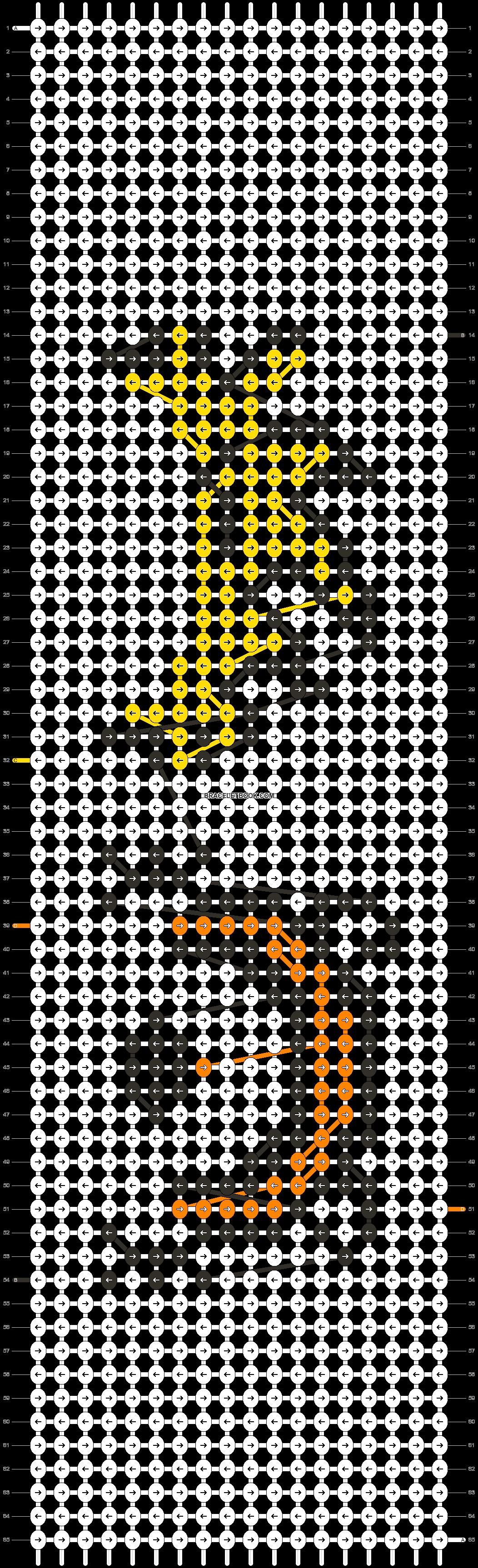 Alpha pattern #56448 pattern