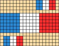 Alpha pattern #56456
