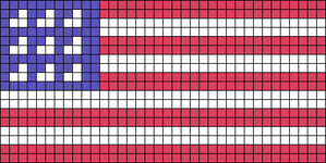 Alpha pattern #56457
