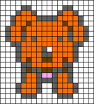 Alpha pattern #56461