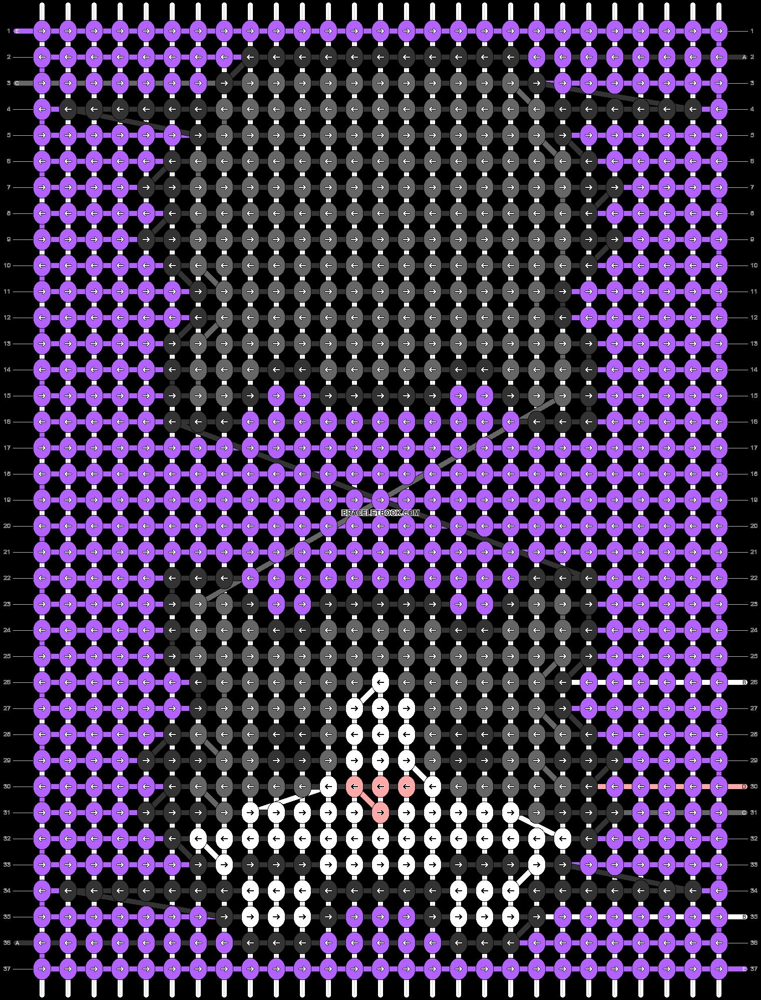 Alpha pattern #56470 pattern