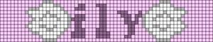 Alpha pattern #56480