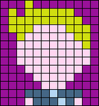Alpha pattern #56486