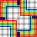 Alpha pattern #56488
