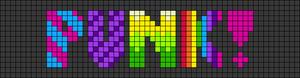 Alpha pattern #56497