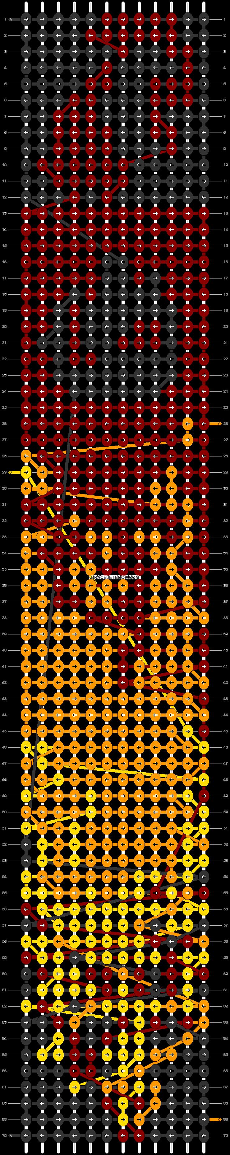 Alpha pattern #56498 pattern