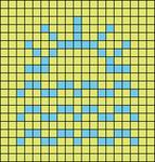 Alpha pattern #56501