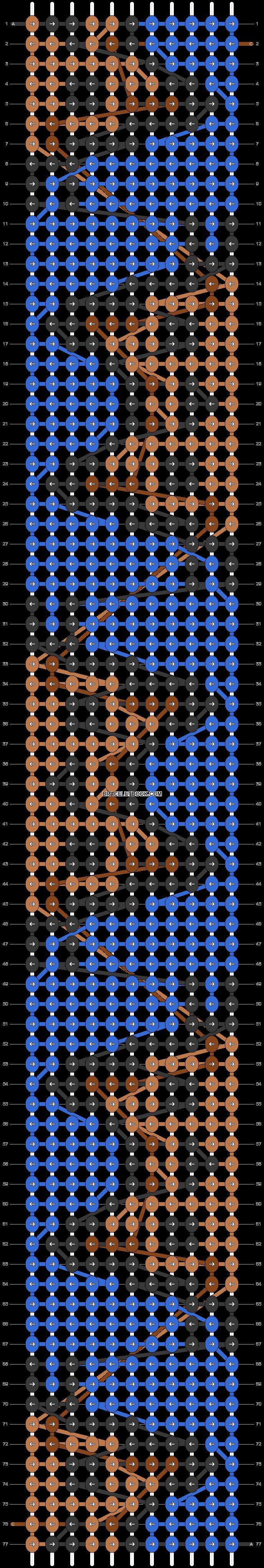 Alpha pattern #56506 pattern