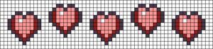 Alpha pattern #56515