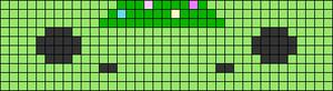 Alpha pattern #56517