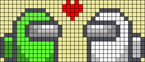 Alpha pattern #56519