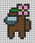 Alpha pattern #56522