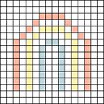 Alpha pattern #56526