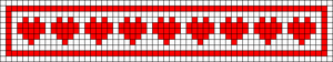 Alpha pattern #56535