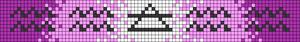 Alpha pattern #56536