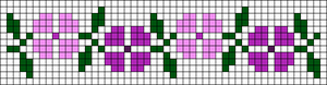 Alpha pattern #56552