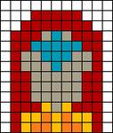 Alpha pattern #56559