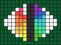 Alpha pattern #56560