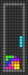 Alpha pattern #56563