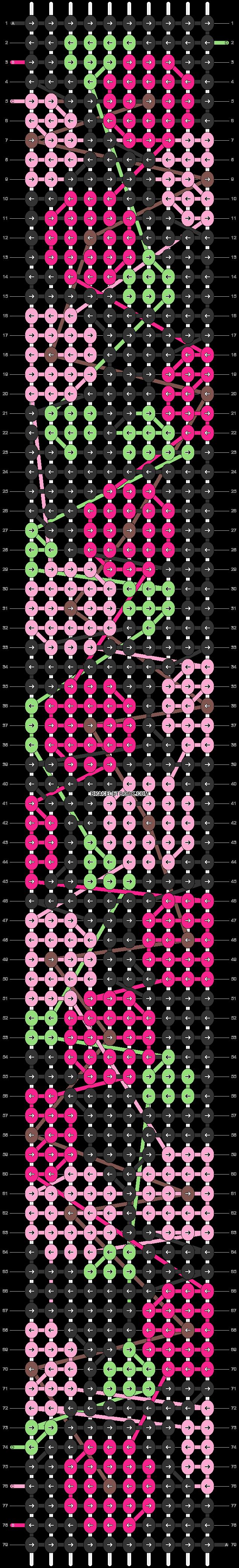 Alpha pattern #56564 pattern
