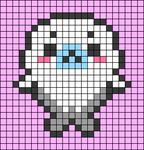 Alpha pattern #56571