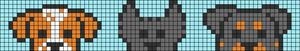 Alpha pattern #56578
