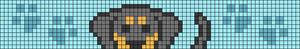 Alpha pattern #56579
