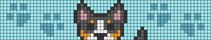 Alpha pattern #56582