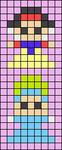Alpha pattern #56584