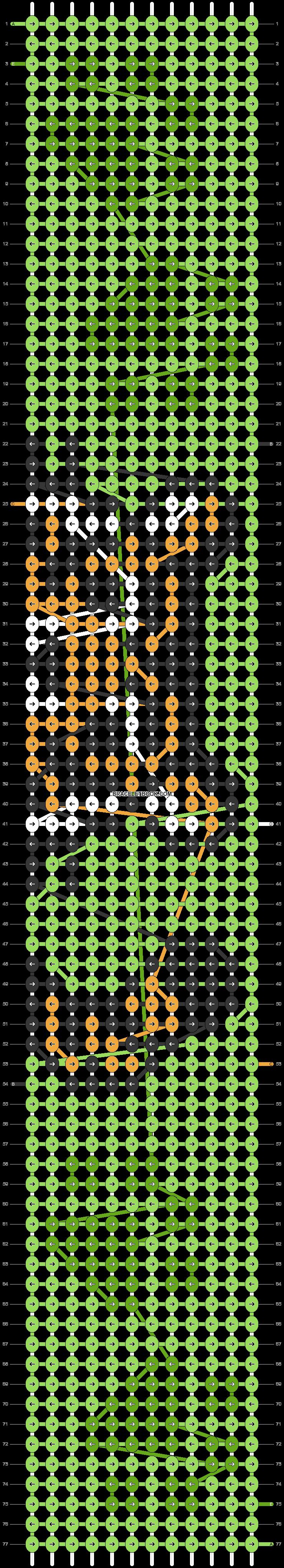 Alpha pattern #56585 pattern