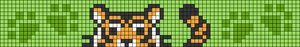 Alpha pattern #56585