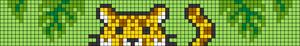 Alpha pattern #56587