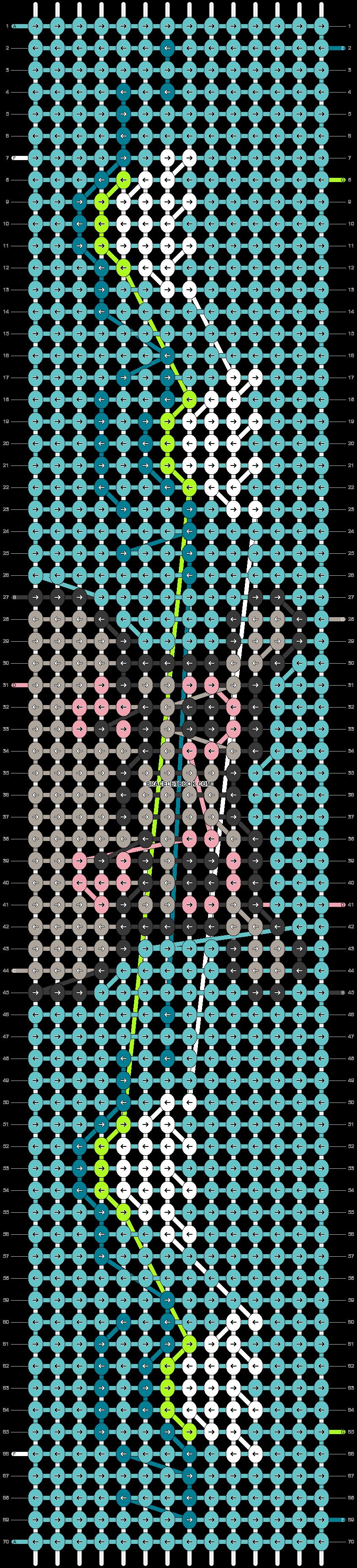 Alpha pattern #56588 pattern