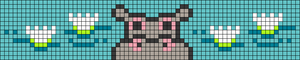 Alpha pattern #56588