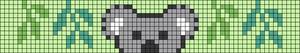 Alpha pattern #56589