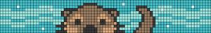 Alpha pattern #56590
