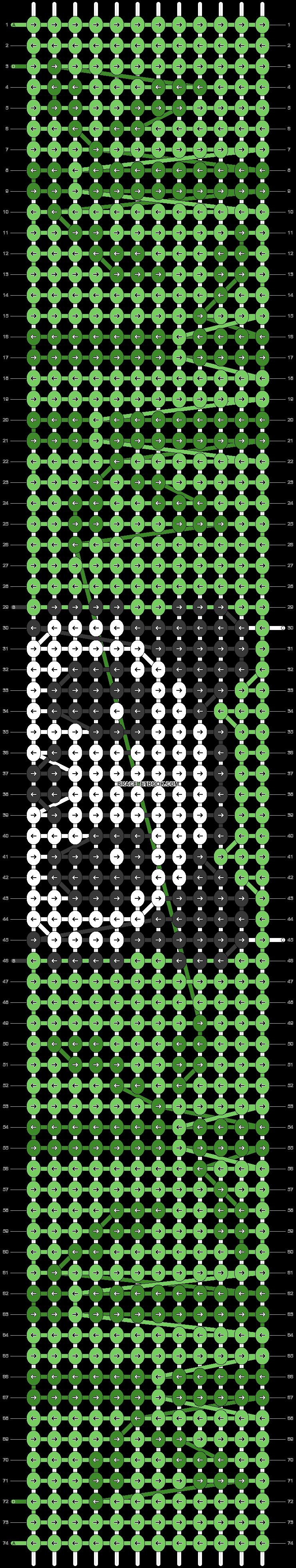 Alpha pattern #56591 pattern