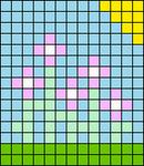 Alpha pattern #56599
