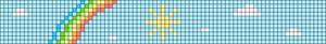 Alpha pattern #56613