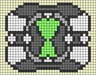 Alpha pattern #56625