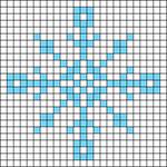 Alpha pattern #56629