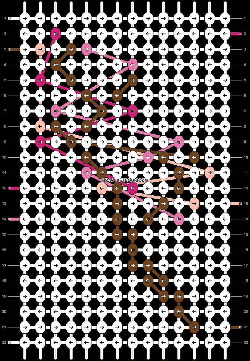 Alpha pattern #56639 pattern