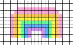 Alpha pattern #56649