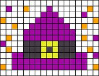Alpha pattern #56650