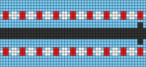 Alpha pattern #56658