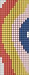 Alpha pattern #56664
