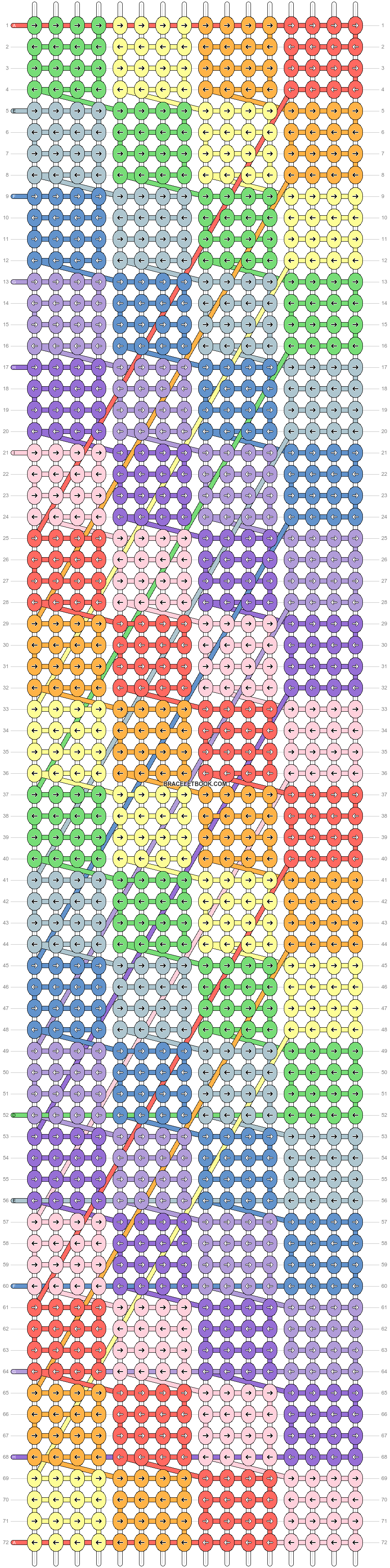 Alpha pattern #56671 pattern