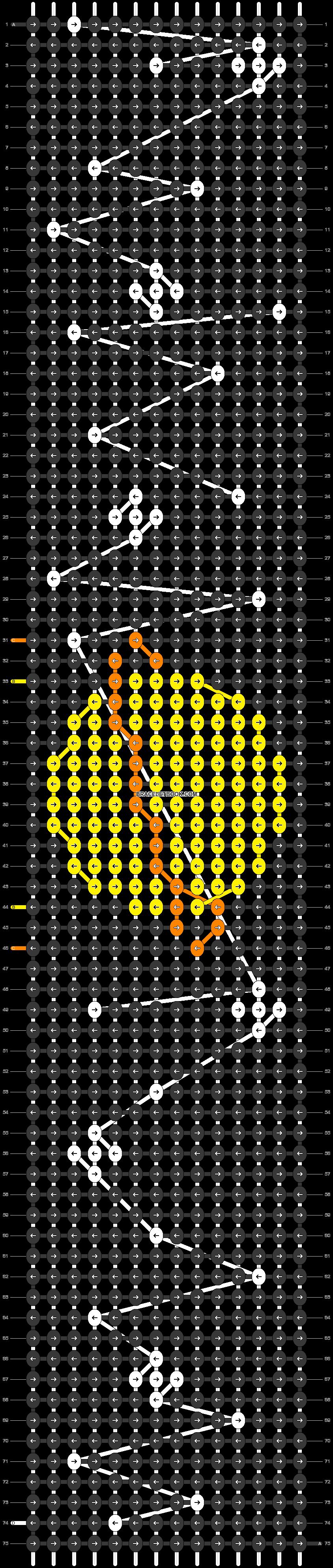 Alpha pattern #56684 pattern