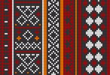 Alpha pattern #56710