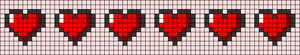 Alpha pattern #56716